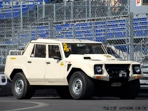 兰博基尼LM002